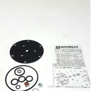 Kit Revisione Emmegas ML04XJ serie EVO1