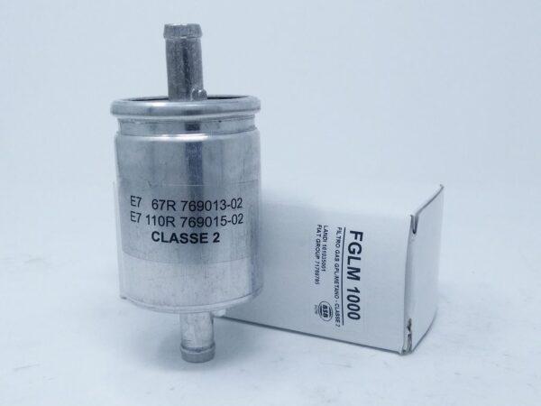 FILTRO COALESCENTE COMPATIBILE CON UFI SC-30 CON INGRESSO E USCITA DA 14mm