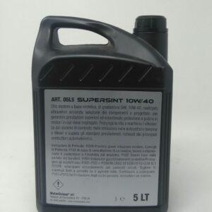 Olio motore SuperSint 10W/40 MotorSistem